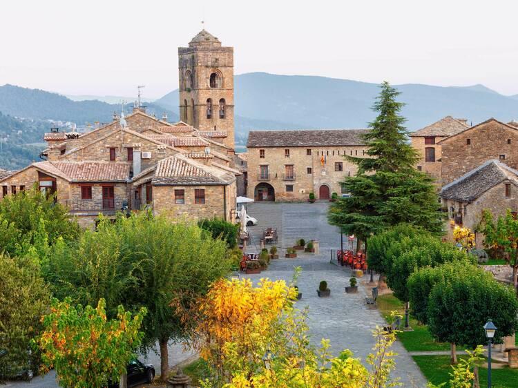 Aínsa-Sobrarbe (Osca)