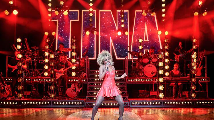 Tina. Musical