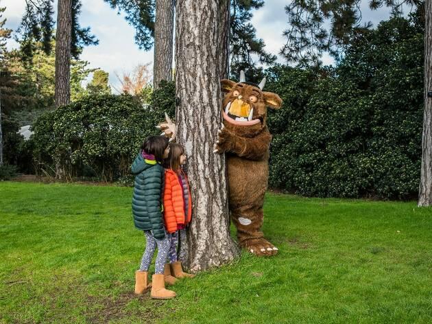 The Gruffalo's Child trail,, Kew, 2021