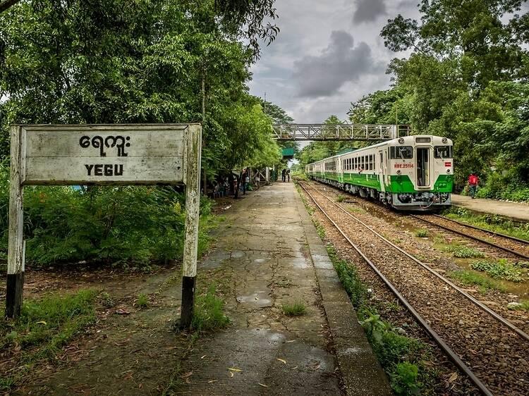 Yangon Circular Railway, Myanmar