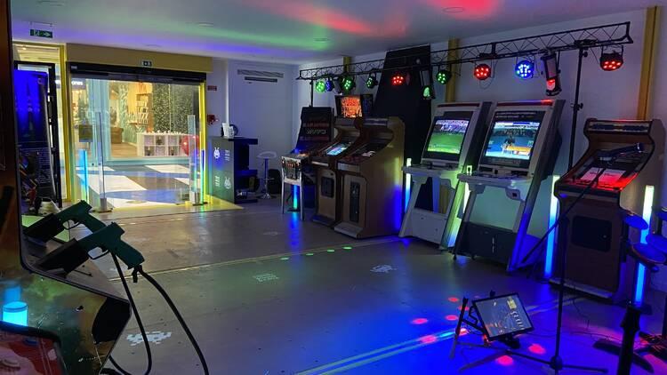 Tokyo Arcade Experience