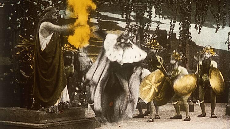 Le voyage sur Jupiter (1909)
