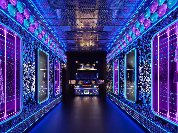 An immersive Gucci exhibition is happening at Tokyo's Tennozu Isle
