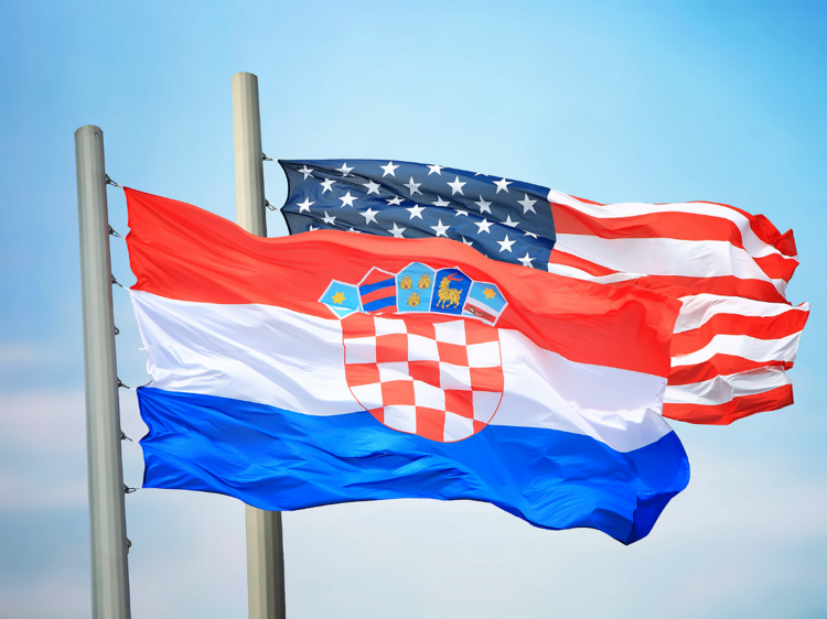 Croatian citizens can visit the United States visa-free from December 1