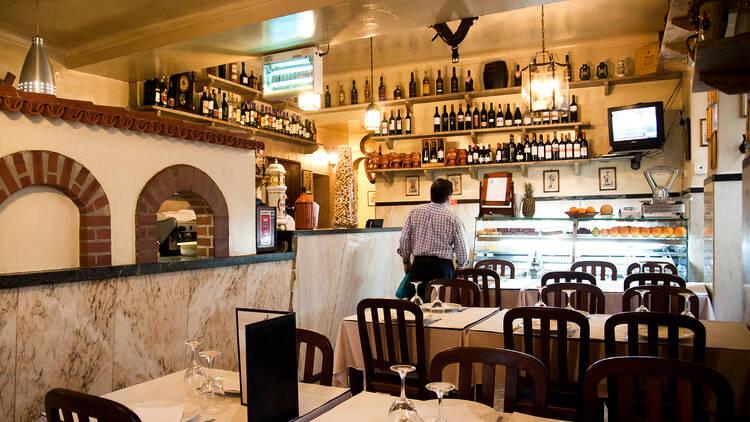 Restaurante, Cozinha Portuguesa, Esquina da Fé