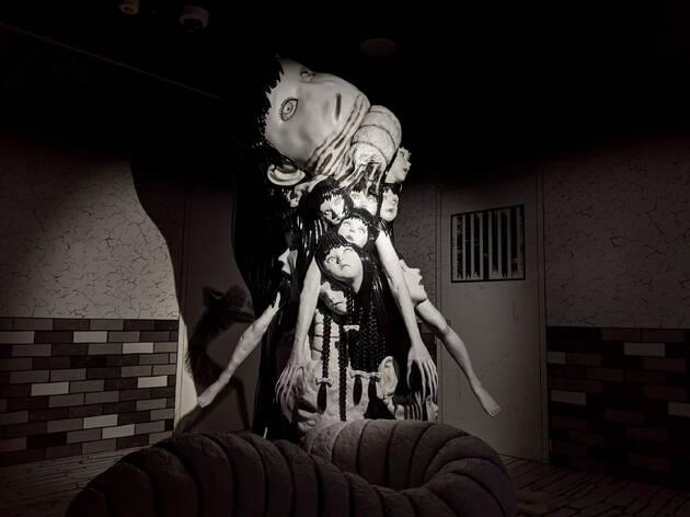 The Mills 南豐紗廠10月舉行日本恐怖漫畫大師伊藤潤二展覽