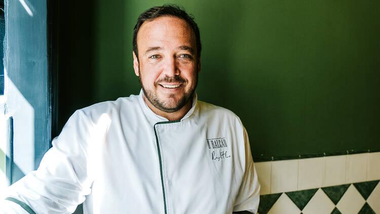 Chef, Rodrigo Castelo, Ó Balcão