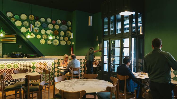 Restaurante, Cozinha de Autor, Santarém, Ó Balcão