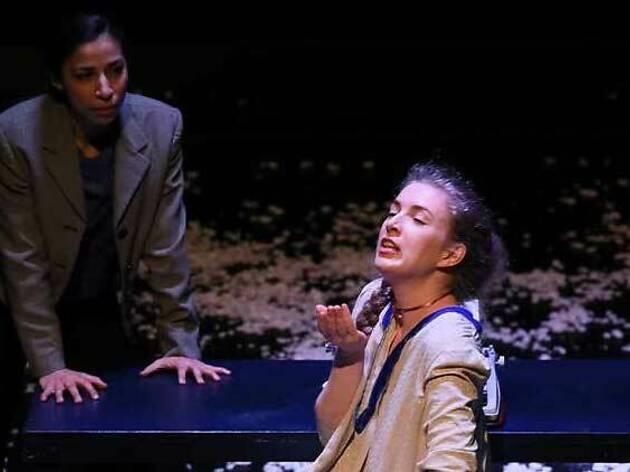 Hannah Arendt en tiempos de oscuridad (Teatro Galileo Quique San Francisco)