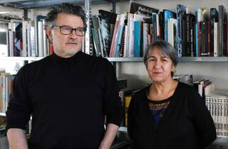 Anne Lacaton y Jean-Philippe Vassal. Foto: Philippe Ruault