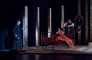 Los pazos de Ulloa (Teatro Fernán Gómez)