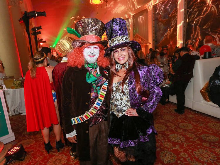 The Biltmore Hotel Halloween Party
