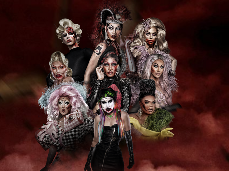 Night of the Living Drag