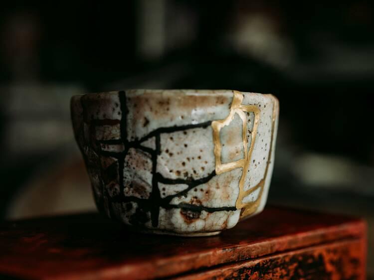陶芸と保存修復の専門家にとって日本は発見の宝庫