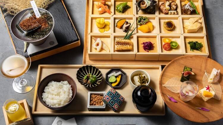 『朝食 祝い膳 enishi』