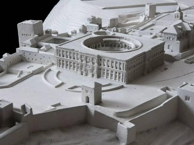 Fortificación y ciudad. 29 maquetas (Conde Duque)
