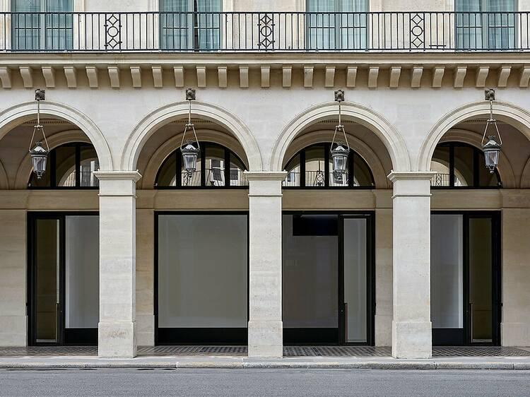 Ouverture de la troisième galerie Gagosian parisienne