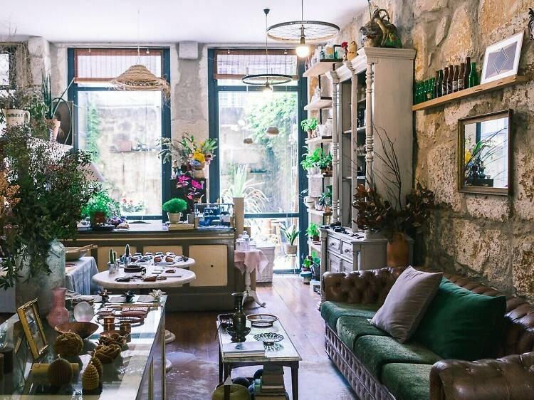 As melhores lojas na Baixa do Porto