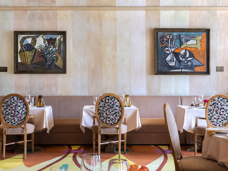 This Las Vegas restaurant is auctioning off 11 Picasso masterpieces