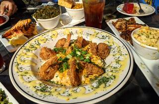 Oooh Wee It Is shrimp and grits