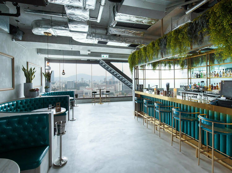 The best gin bars in Hong Kong