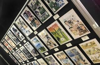 宇宙兄弟40巻発売記念展 at 池袋虜
