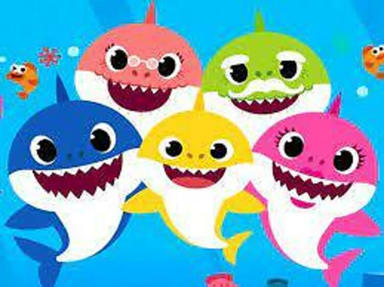 'Baby Shark' by Pinkfong