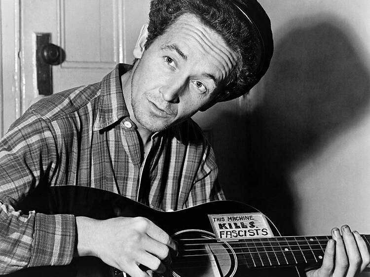 'This Land Is Your Land' by Woody Guthrie