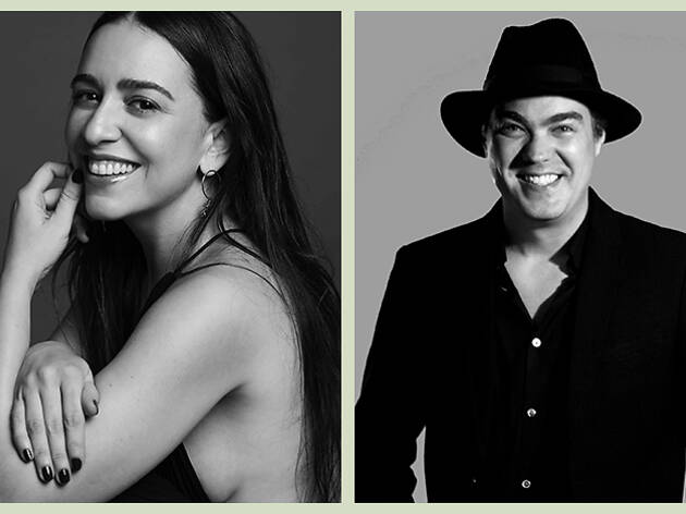 Renata Sá e Daniel Jobim