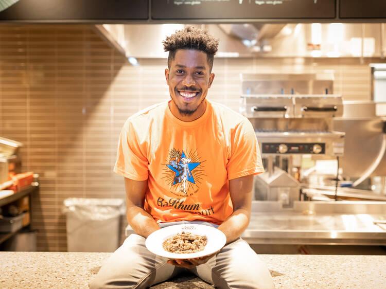 Le chef haïtien-montréalais Paul Toussaint organise un souper de trois services, et vous êtes invités