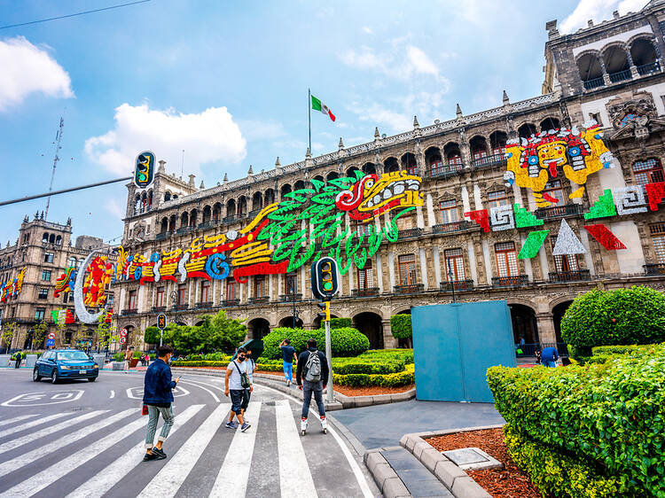 Centro, Mexico City
