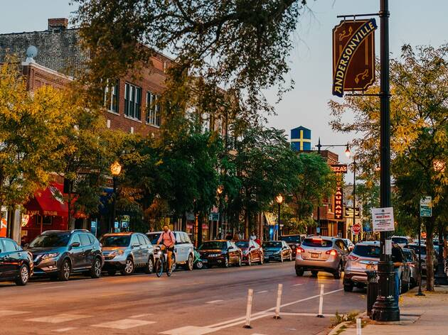 It's official: Andersonville is the coolest neighborhood in the U.S.