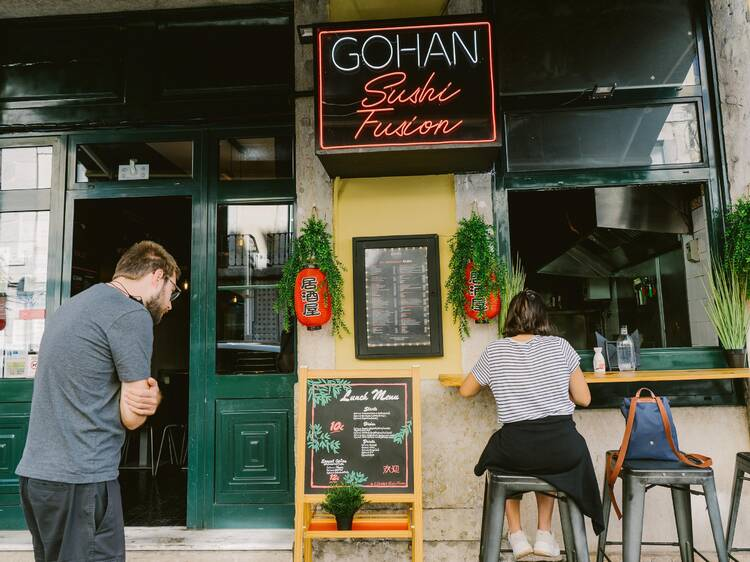 Gohan Sushi Fusion