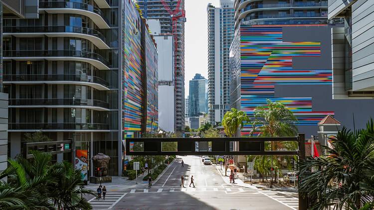 Brickell in Miami