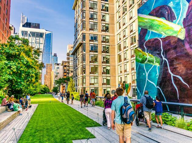 High Line Chelsea