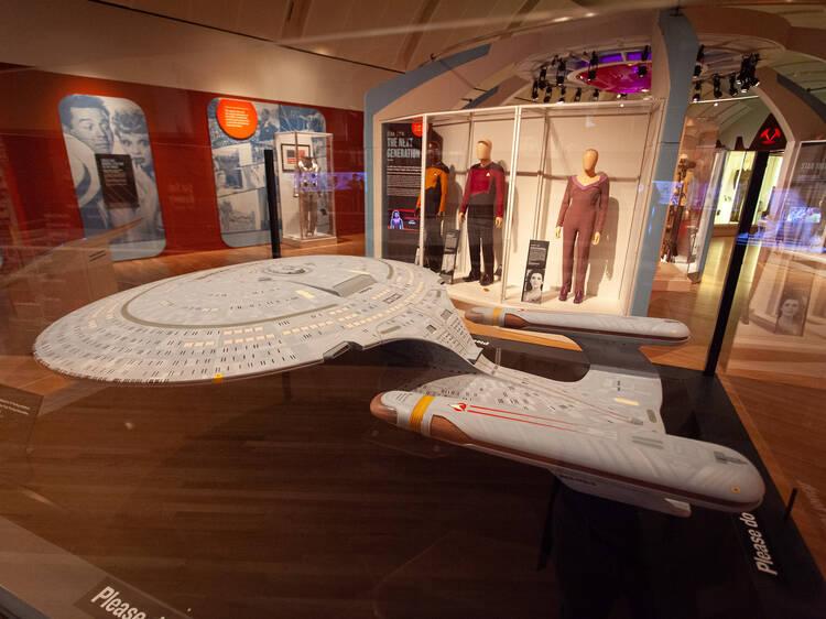 """""""Star Trek: Exploring New Worlds"""""""