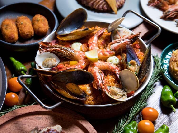 Casamigos:摩登西班牙酒吧餐廳