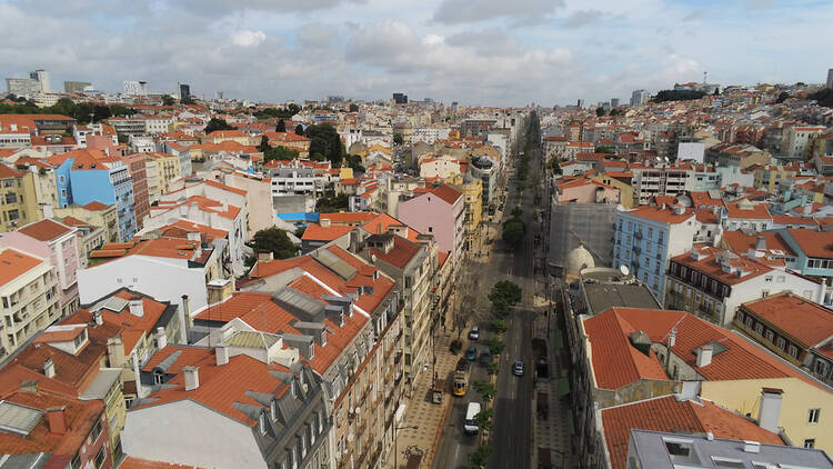 Anjos in Lisbon