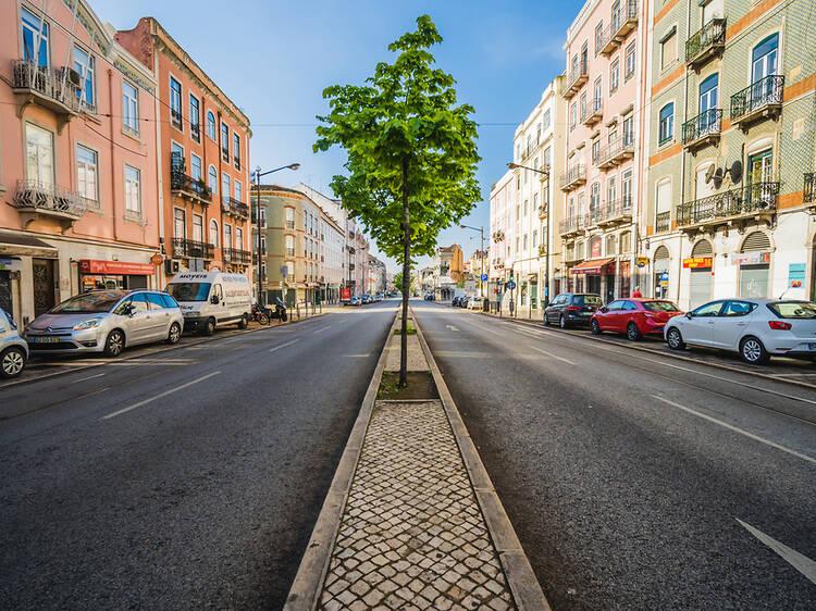 Anjos, Lisbon