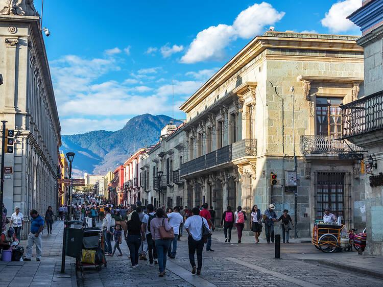 Centro, Oaxaca