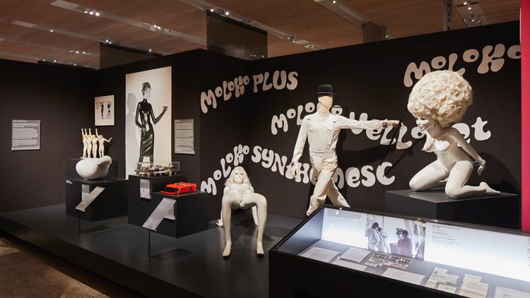 Exposición Stanley Kubrick, CBA