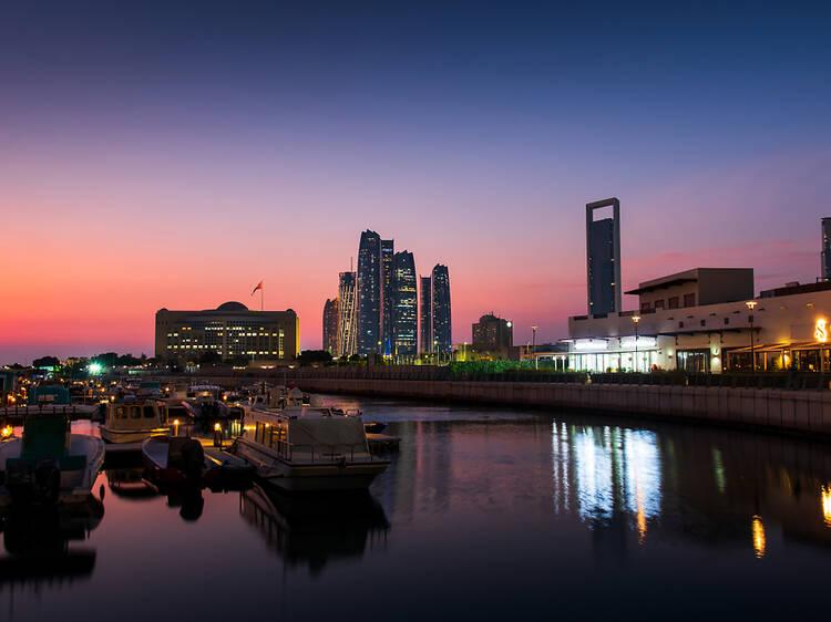 Al Bateen, Abu Dhabi