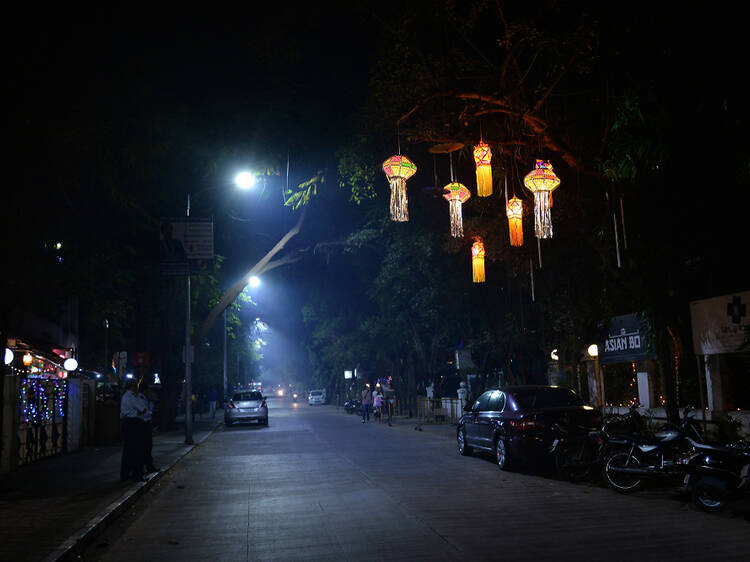 Koregaon Park, Pune