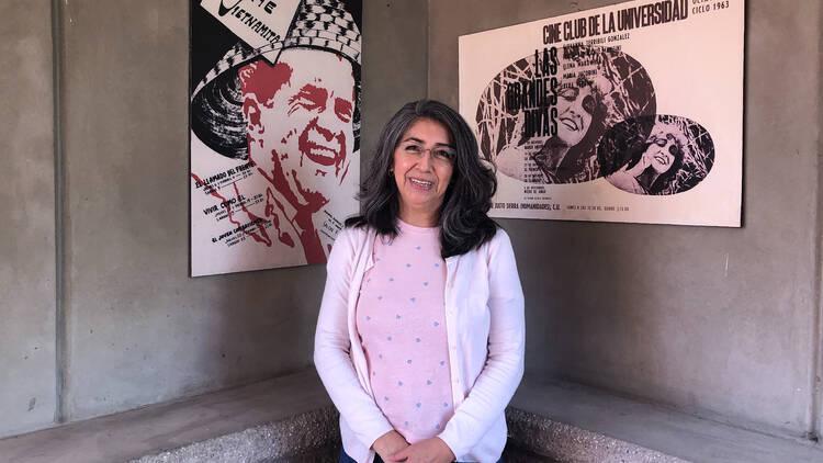 Antonia Rojas de la Filmoteca UNAM