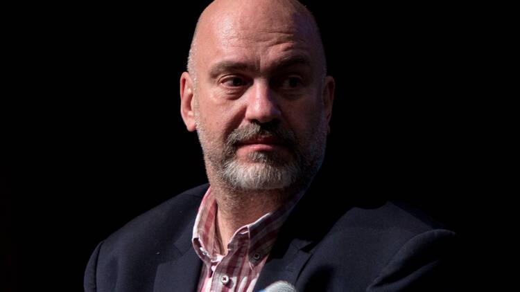 Hugo Villa, Director de la Filmoteca UNAM