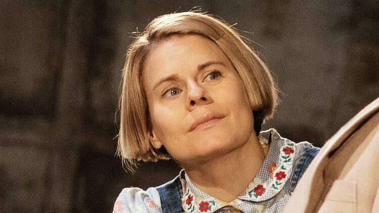 Celia Keenan-Bolger in To Kill a Mockingbird