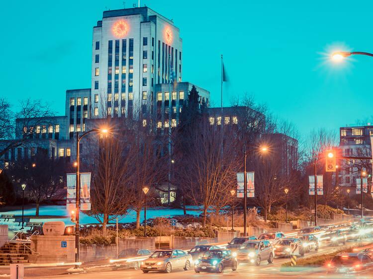 Mount Pleasant, Vancouver