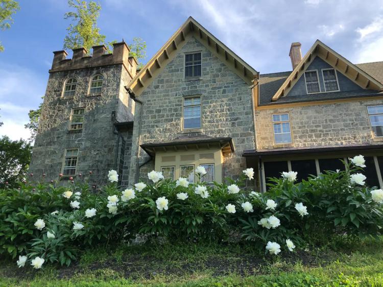 Ellicott City, MD: Victorian Gothic Castle Mansion