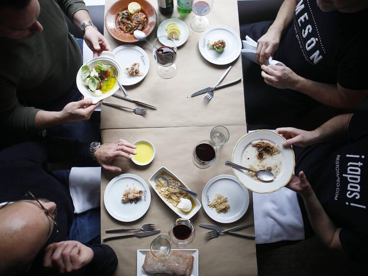 The best restaurants in Villeray