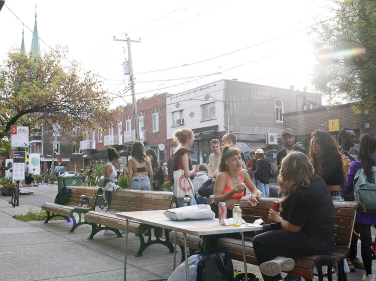 Take a trip around the coolest Montreal neighbourhood